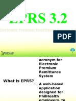 EPRS v. 3.2