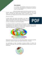 Trabajo Geologia Placas Tectonicas