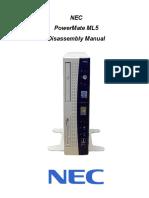 POWERMATE NEC ML4 PILOTE TÉLÉCHARGER