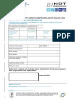PSL-18_Dup Cert-wallet Card Application