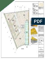 First Floor Slab Support Plan Layout