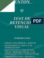 TEST_DE_BENTON_RETENSION_VISUAL.ppt