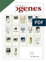 Diogenes Gesamtverzeichnis 2016 2017