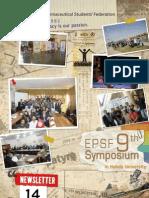 14. EPSF 9th Annual Symposium NL
