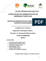 ANTOLOGIA HUASTECA