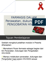 1 Peran Farmasis Dalam Layanan HIV AIDS & PIMS