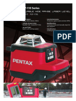 PENTAX  Rotary Laser Level PLP 115 - Jual 0822.1729.4199