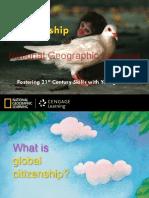 Global Citizenship_Fostering 21C Skills_November 2016_Fischer Webinar