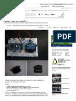 Pantalla OLED I2C Arduino - Todos