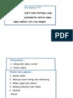 Steroform Asma