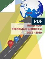 Permenpan 11_2015 Ttg Road Map Reformasi Birokrasi 2015-2019