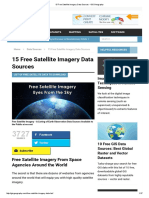 15 Free Satellite Imagery Data Sources - GIS Geography.pdf