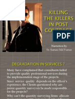 Paper 1 - Killer Post Contract Fees - Final for Presentation