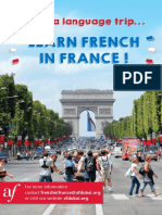 French in France - Brochure 2017