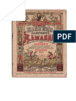 1915 Barker's Illustrated Almanac