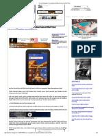 Cara Mengatasi Smartphone_Tablet Android Mati Total