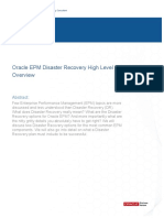 Disaster Recovery White Paper Jd
