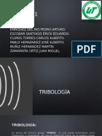 Exposicion tribología