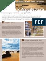 Curso de Fotografia Paisajes y Arquitectura Canon.