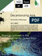 Decarbonizing Asia
