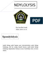 II.eka sarofatul janah.tugas2.spondylolysis.pptx