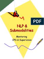 Neuro Linguistic Processing Techniques - Submodalities