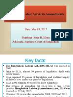 1.Presentation BLA 2013