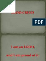 Lgoo Creed