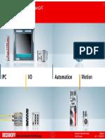 BECKHOFF - RTC TwinCAT Voorbereiding (v4.0_2015)