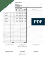 Analisa Perhitungan Volume Pekerjaan