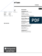 istruzioni per l'uso - forno hotpoint.pdf