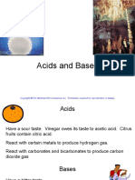 4. Acids and Bases