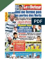 LE BUTEUR PDF du 26/07/2010