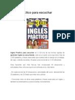 Enlaces Ingles Practico Para Escuchar