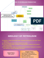 2.1 Geology of Petroleum
