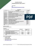Silabus Pemrograman Web Lanjut 2016.pdf
