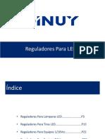 201705 Dinuy Dossier Reguladores Led