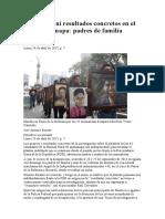 Ni Avances Ni Resultados Concretos en El Caso Ayotzinapa