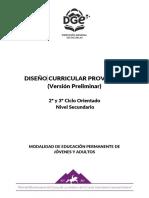 DCP Preliminar