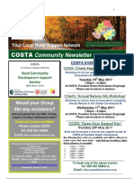 COSTA Newsletter - May 2017