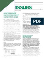 Diversity Factor1
