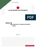 Módulo_1_Fundamentos e Atuação Da Ouvidoria Pública