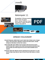 Hololens FT UH Departemen Elektro