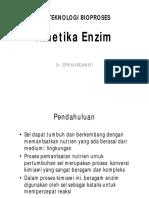 (BU EFRI) BIOPROSES - Kinetika Enzim bahan.pdf