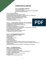 Programa de Introducción Al Derecho (1)