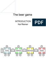 beer game intro