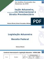 Legislacao Aduaneira - Enviado Estrategia - Passo a Passo