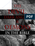 The Devil, Dark Angels and Demons