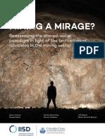 Mining a Mirage 2016