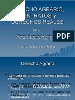 05- Derecho Agrario, Contratos y Derechos Reales